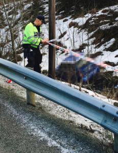 Politiet i Tr�ndelag etterlyser vitner til d�dsulykke de ikke vet n�r fant sted