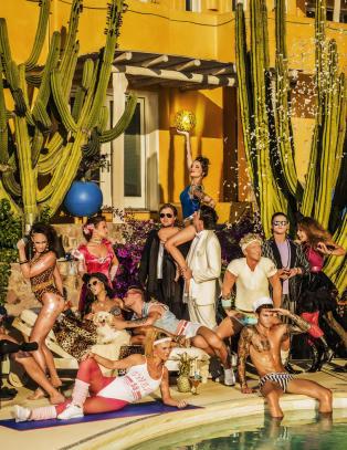 Her er �rets �Paradise Hotel�-deltakere