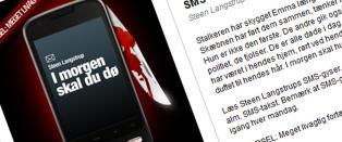 Fem politianmeldelser: SMS-novelle skremte vettet av lesere