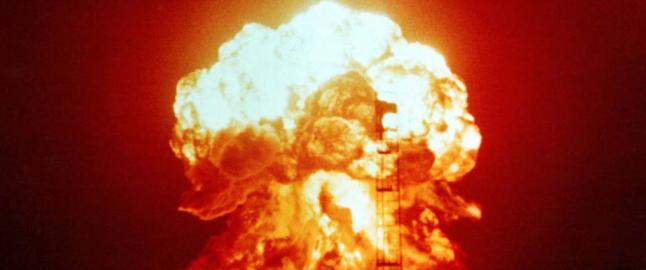 Regjeringen vil ikke forby atomv�pen