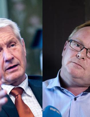 Jagland og Sandberg i  heftig islamkrangel