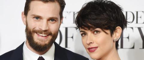 Kona til �Fifty Shades of Grey�-stjerna nekter � se filmen
