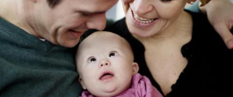 - Mennesker med Downs syndrom er f�rst og fremst mennesker, ikke syndrom