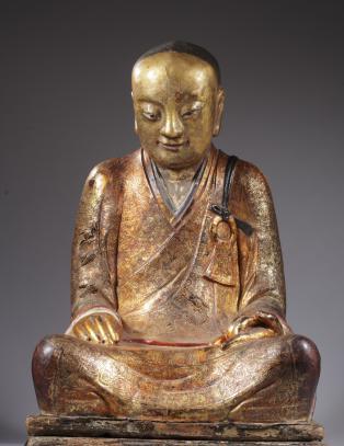 Fant skjult hemmelighet i 1000 �r gammel statue