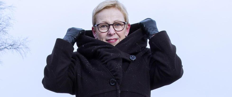 Turid Birkeland var  alenemor. S� kom den sjeldne, d�delige sykdommen