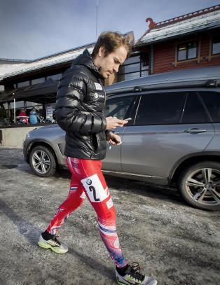 Hegle Svendsen vurderer � gi seg etter VM i Oslo