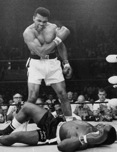 Ali og Listons boksehansker gikk for en million dollar