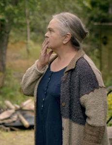 Anne Marit Jacobsen tar kaka i TV 2s nye dramaserie