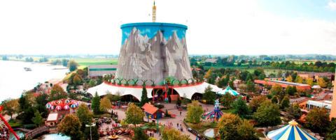 Dette atomkraftverket er en forn�yelsespark