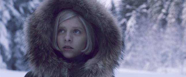 S�steren designet antrekk til musikkvideo-debuten
