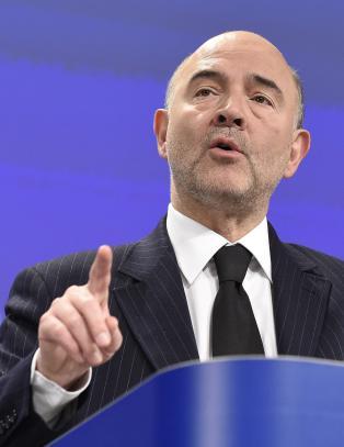 EU-reglene er ikke like for Hellas og Frankrike