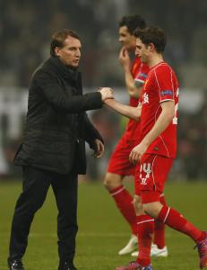 Rodgers etter Liverpools straffe-exit: - Stolt av laget
