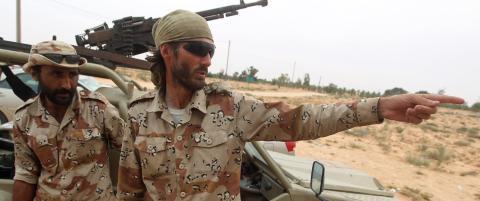 Vil skape �kristen h�r� som kriger mot IS