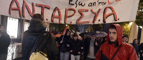 Klarsignal for gresk krisepakke