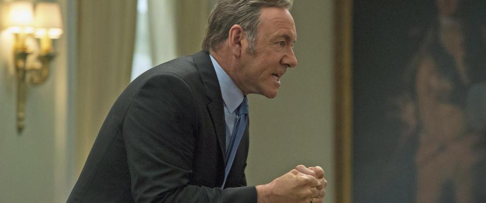 Avlys helgeplanene - �House of Cards� er tilbake p� Netflix