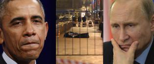Obamas krav til Putin etter politikerdrap: - Rask, upartisk og �pen etterforskning