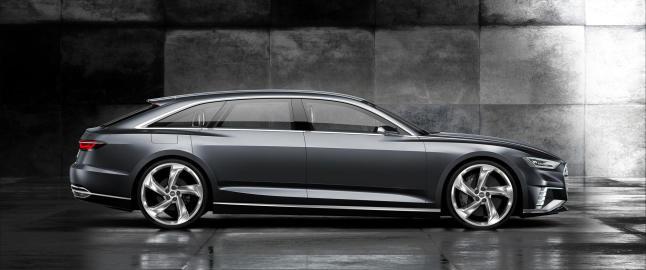 Ny Audi vekker oppsikt