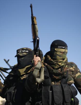- Hamas p� Egypts liste over terrororganisasjoner