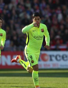 Suarez kampens store spiller i Barca-seier