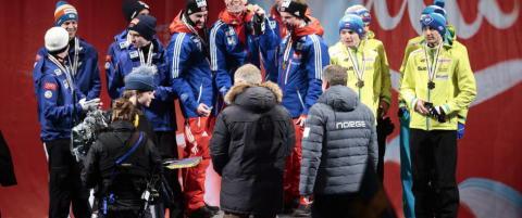 22 �rs ventetid er over: Norge er verdens beste hoppnasjon igjen!