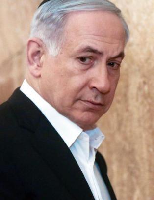 Netanyahu med Iran-utspill ved Klagemuren