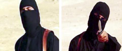 �Jihadi John� kobles til terrortabbe i London