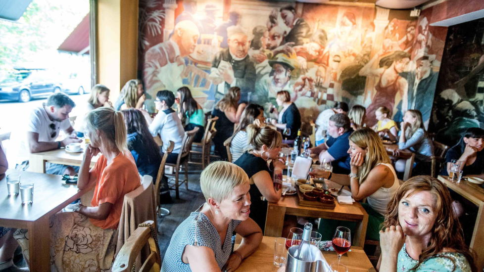 romantisk restaurant i oslo norsk telefon sex