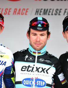 Spurtdrama mellom Kristoff og Cavendish i Belgia