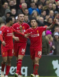 Rodgers: - Coutinho er en nytelse � se p�