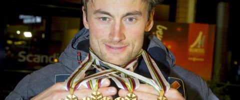 �FIS ga Olsson gull�, �Sm�rerne ga Kalla gull�, og �Northug fikk gull av svenskene�