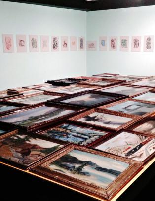Stenersenmuseets retrospektive presentasjon av Guttorm Guttormsgaard er et skattkammer