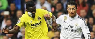 Ronaldo og co tapte luka ned til Barcelona etter uavgjort