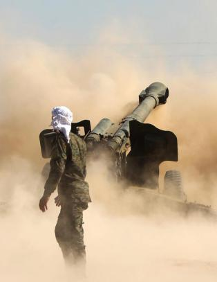 Irak: 30.000 soldater marsjerer mot Tikrit
