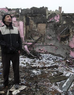 FN: Over 6000 drept i Ukraina