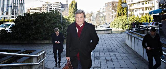 Norwegian hevder fagforeninga avlyste forhandlinger