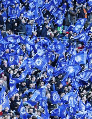 Nye rasisme-anklager mot Chelsea-fans