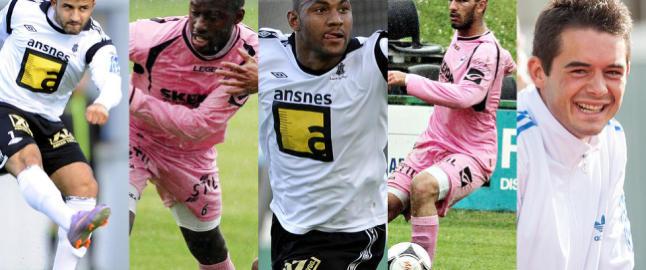 Tiltalte fotballspillere risikerer ti �r i fengsel