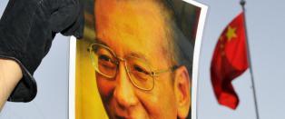 Det er et tankekors at det er s� stille om Liu Xiaobo fra mange av dem som har gjort ytringsfriheten til sin kampsak