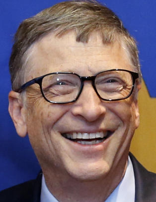 Han er verdens rikeste og har over 600 milliarder kroner p� konto