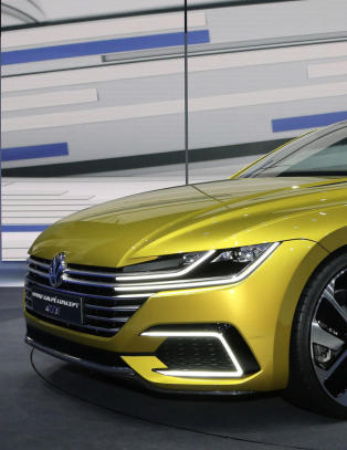 Den nye ladbare fra VW