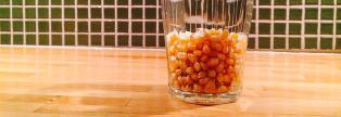 Dette trikset l�ser popcorn�problemet