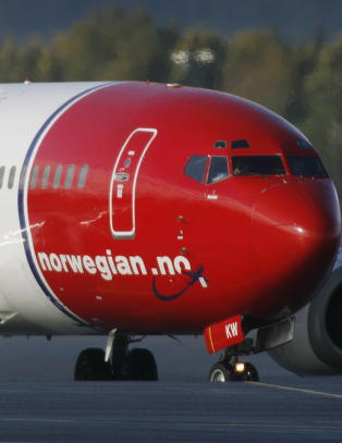 Passasjervekst for Norwegian