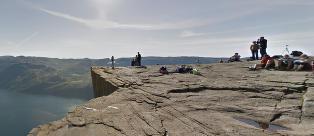 N� kan du nyte Norges mest popul�re utsikt fra hele verden
