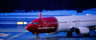 Flykaos for 35 000 passasjerer onsdag