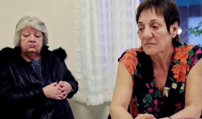 Gladmeldingen: Karin og Anne Karin (62) f�r pensjonere seg likevel