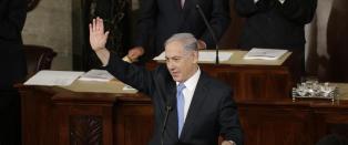 Raser mot Netanyahu etter talen: - Jeg var p� randen av t�rer