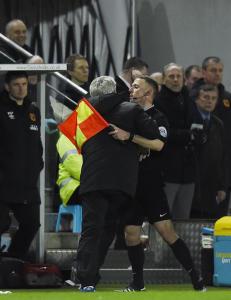 Heftig krangel mellom Premier League-trenere, slik forklarer de opptrinnet