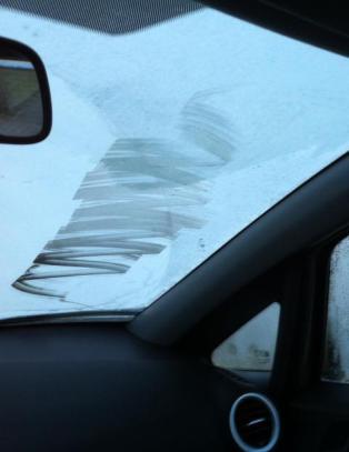 Denne bilf�reren mistet lappen