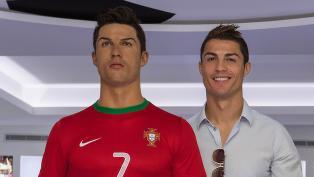 Ronaldos stylist frisker opp voksdukkekopien en gang i m�neden