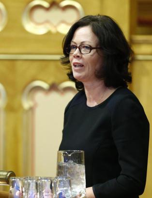 Nekter � si seg uenig med Sandberg